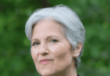 Campaign photo of Jill Stein, Green Party candidate for President