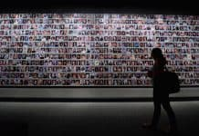 Image of lost loved ones from National September 11 Memorial Museum