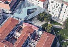 Non ricevono stipendio: in sei sul tetto dell'Ospedale Civile di Venezia