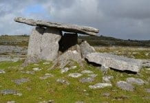 Poulnabrone Dolmen - The Irish Place