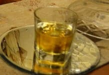 A Glass of Whiskey waiting to be enjoyed - The Irish Place