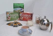 Some popular brands of Irish Breakfast Tea - The Irish Place