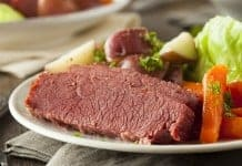 Homemade Corned Beef and Cabbage - The Irish Place