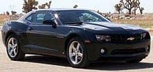 Chevrolet Camaro Vehicle Transportation