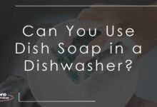 Dish Soap in a Dishwasher