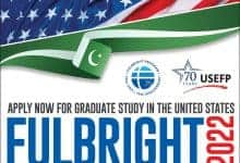 Photo of Fulbright Scholarship 2022 for MS/PhD in the USA