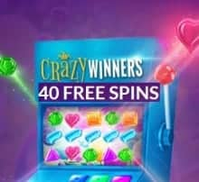Crazy Winners Casino, Slots and Scratch Cards!