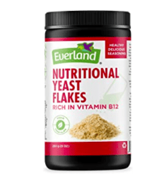 nutritional brewer's yeast good for baking, rich in vitamin 12 and many minerals and other vitamins, good for hair, nails and skin