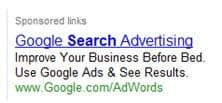 Law Firm Internet Marketing Series Part 4 of 7: Paid Search Advertising 1