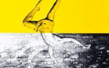 Bashar Alhroub Palestinian Artist Banner