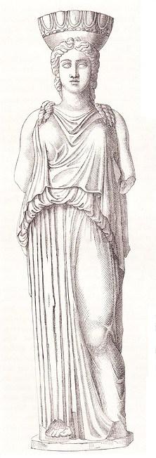 El origen de la Diosa Afrodita