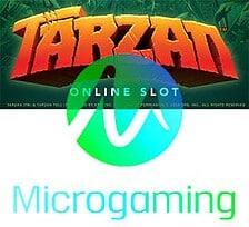 Tarzan slot game - free spins and free bonus - Microgaming Casino