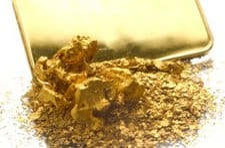 Gold Goldstaub