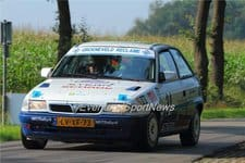 NRT Rallyteam - Opel Astra GSi - Shortrally Kasterlee 2015