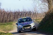 Niels Reynvoet - Ford Fiesta R2 - Rally van Haspengouw 2018