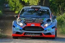 Piet-Hein van der Heijden - Johan Schop - Ford Fiesta R5 - ELE Rally 2017