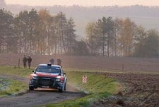 Stephane Levebvre - Citroen C3 R5 - Condroz Rally 2018