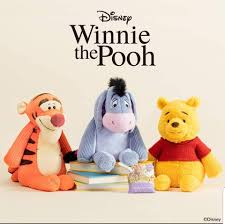 Winnie the Pooh and Friends Scentsy Buddies