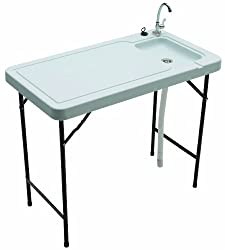 Outdoor Fish and Game Cleaning Table