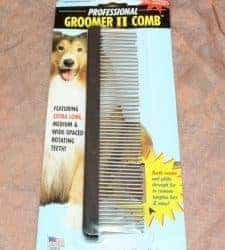 TLC Comb With Rotating Teeth Large 1 Pcs. 1 225x250 - Home