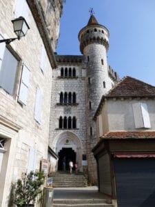 Rocamadour Heilige Stadt