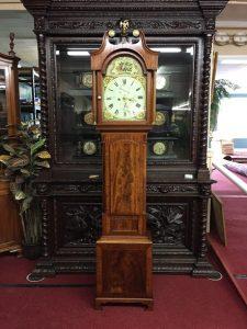 Antique Grandfather Clock