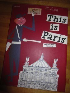 This is Paris by M. Sasek