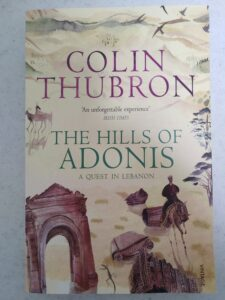Hills of Adonis Cover