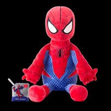 Spiderman Scentsy Buddy and Nine Realms Scent Pak