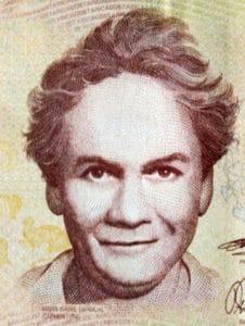 Retrato de Carmen Lyra - Escritora
