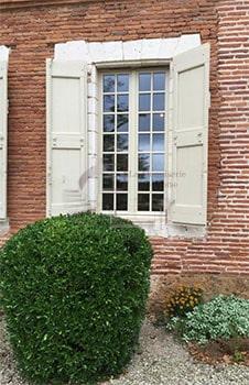 Fenêtre bois sur mesure Albi