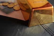 Gold Matratze