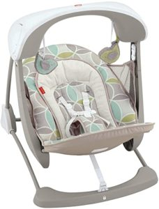 Fisher-Price Take-Along Swing & Seat