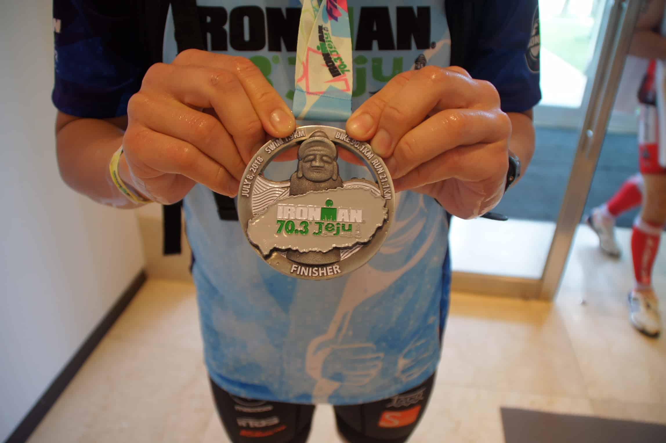 Ironman Jeju 70.3