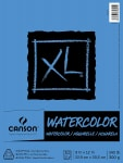 Canson XL Series Watercolor Pad, 9″ x 12″, Fold-over cover, 30 Sheets $4.97 (REG $11.70)