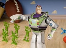 free toy story party crafts - Buzz Printable