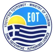 Ministry of tourism badge