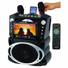 karaoke Machine - Awesome holiday Christmas gift ideas for kids of all ages! LivingLocurto.com