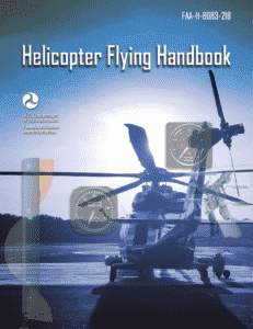 FAA Helicopter Flying Handbook Cover Photo