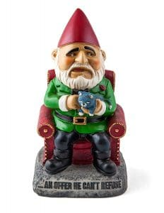 godfather garden gnome