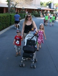 uppababy, uppababy g-luxe, g-luxe, travel with g-luxe, disney with g-luxe, stroller reviews, uppababy reviews, g-luxe reviews