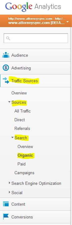 Understanding Your Search Traffic 3