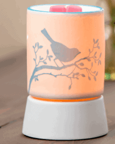 Bluebird Scentsy Tabletop Scentsy Warmer