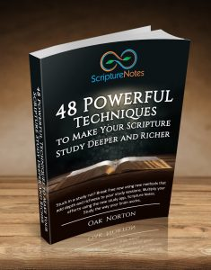 48 Powerful Techniques for Studying the Scriptures