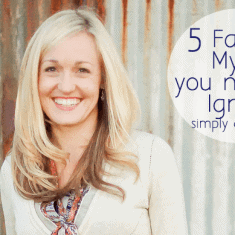 5 Fashion Myths You Need to Ignore Today PLUS my favorite tip to look and feel your best - featured image