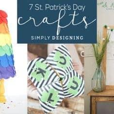 7 St Patricks Day Crafts