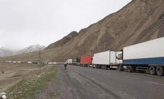 «Վերին Լարս»-ի անցակետի ռուսական կողմում ներկայումս գոյացել է 1 կմ երկարությամբ մեքենաների հերթ
