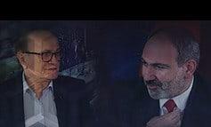 ՏԵՍԱՆՅՈՒԹ. Բացառիկ հարցազրույց ՀՀ վարչապետ Նիկոլ Փաշինյանի հետ՝ Ազատություն TV-ի ուղիղ եթերում