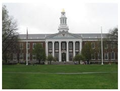 "Register for our upcoming webinar ""Get Accepted to Harvard Business School"" now!"