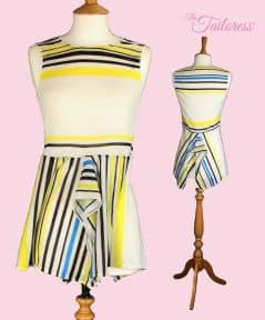 The Tailoress PDF Sewing Patterns - The Isabel Dress Pattern Update